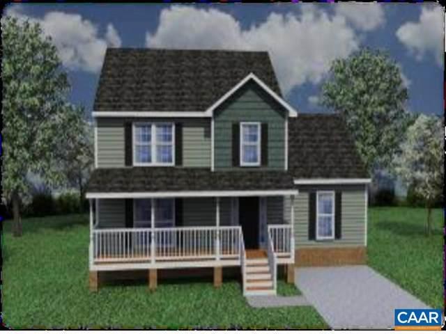 816 Pinehurst Dr, GORDONSVILLE, VA 22942 (MLS #612437) :: Real Estate III