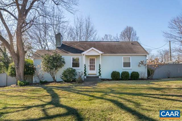 2227 Williamsburg Rd, CHARLOTTESVILLE, VA 22901 (MLS #612454) :: Jamie White Real Estate