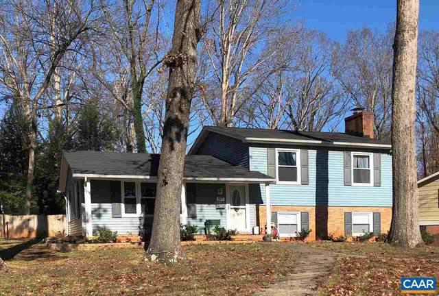 707 Shamrock Rd, CHARLOTTESVILLE, VA 22903 (MLS #612467) :: KK Homes