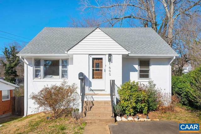 1605 Center Ave, CHARLOTTESVILLE, VA 22903 (MLS #612470) :: KK Homes