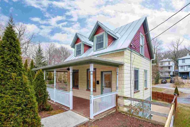 953 Anderson St, STAUNTON, VA 24401 (MLS #612472) :: KK Homes