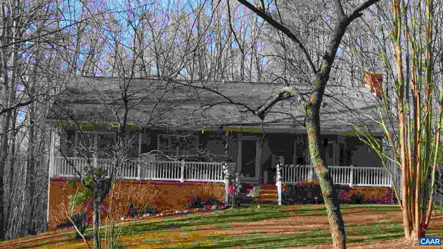 603 Spring Hill Dr, GORDONSVILLE, VA 22942 (MLS #612473) :: Real Estate III