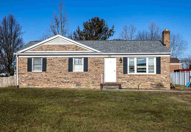 113 Harper St, Weyers Cave, VA 24486 (MLS #612488) :: KK Homes