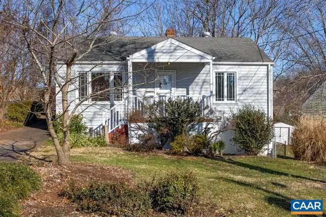 907 Stonehenge Ave, CHARLOTTESVILLE, VA 22902 (MLS #612500) :: KK Homes