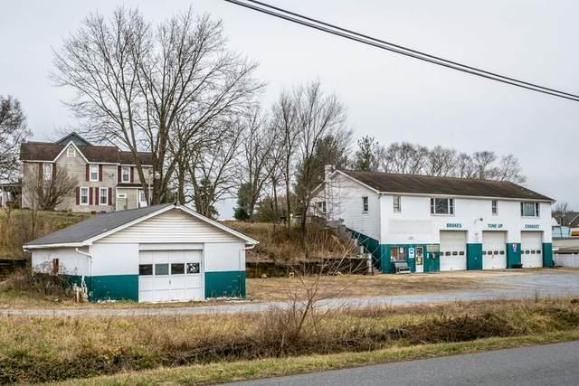 412 Maryland Ave, Shenandoah, VA 22849 (MLS #612510) :: KK Homes