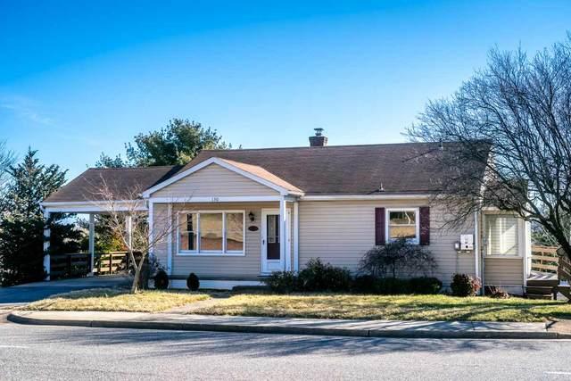 130 Garbers Church Rd, HARRISONBURG, VA 22801 (MLS #612525) :: KK Homes