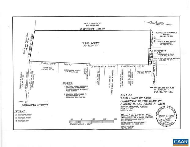 413 Ramsey St, STAUNTON, VA 24401 (MLS #612526) :: KK Homes