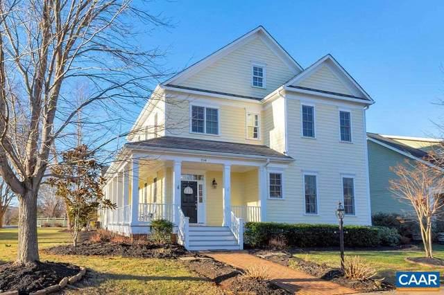 7154 Hampstead Dr, Crozet, VA 22932 (MLS #612543) :: Real Estate III