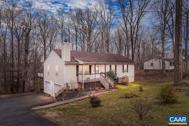 510 Horseshoe Rd, STANARDSVILLE, VA 22973 (MLS #612554) :: Jamie White Real Estate