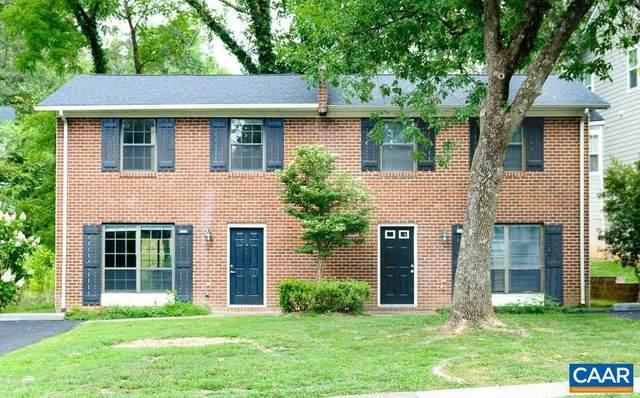 105 Longwood Dr A, CHARLOTTESVILLE, VA 22903 (MLS #612561) :: KK Homes
