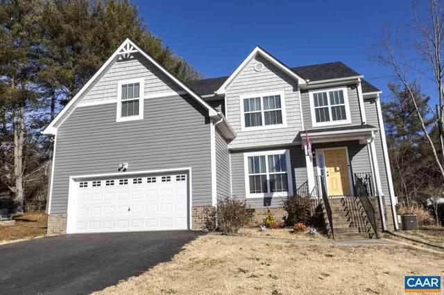 3564 Richmond Rd, CHARLOTTESVILLE, VA 22911 (MLS #612576) :: Jamie White Real Estate