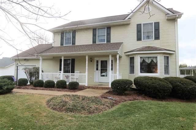 186 Nottingham Ln, WAYNESBORO, VA 22980 (MLS #612593) :: KK Homes