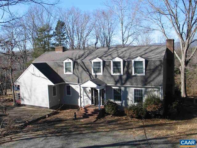 324 Logtrac Rd, STANARDSVILLE, VA 22973 (MLS #612596) :: Real Estate III