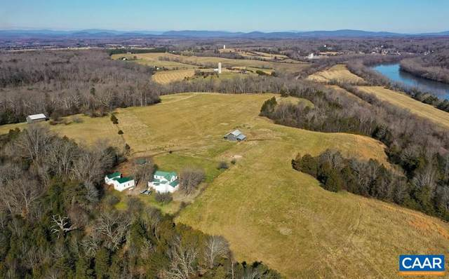 70 Jim Lane Rd, SCOTTSVILLE, VA 24590 (MLS #612597) :: Real Estate III