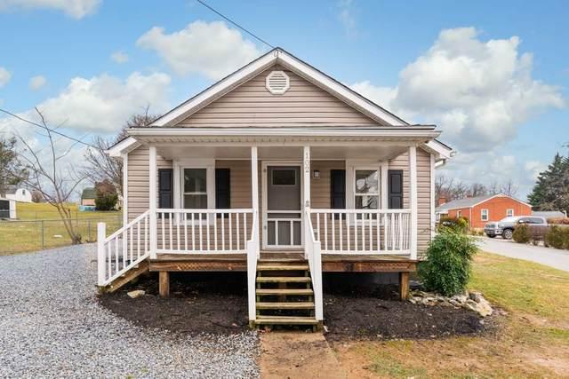 102 East Ave, STAUNTON, VA 24401 (MLS #612601) :: Jamie White Real Estate