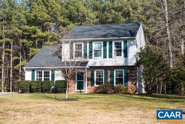3745 Campbell Rd, TROY, VA 22974 (MLS #612605) :: Real Estate III