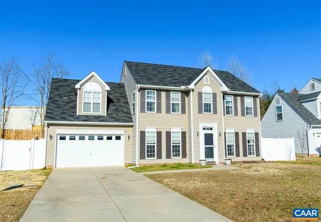 211 Cardinal Rd, LOUISA, VA 23093 (MLS #612652) :: Jamie White Real Estate