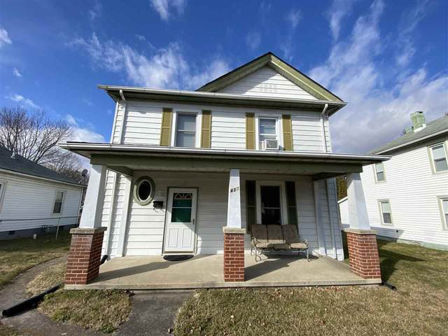 437 Arch Ave, WAYNESBORO, VA 22980 (MLS #612656) :: KK Homes