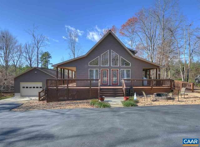 138 W Pebble Beach Dr, GORDONSVILLE, VA 22942 (MLS #612664) :: Jamie White Real Estate