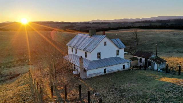 1328 Ridge Rd, BRIDGEWATER, VA 22812 (MLS #612731) :: KK Homes