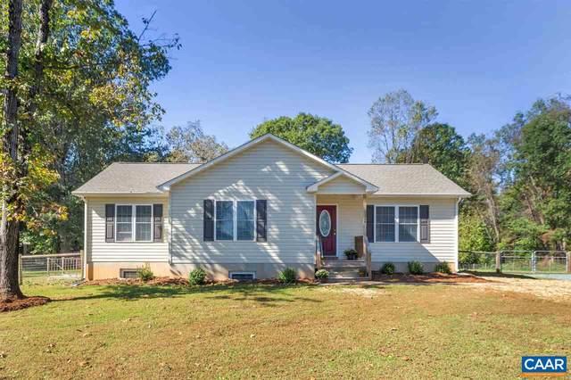 1324 Clinton Ln, Crozet, VA 22932 (MLS #612733) :: Jamie White Real Estate