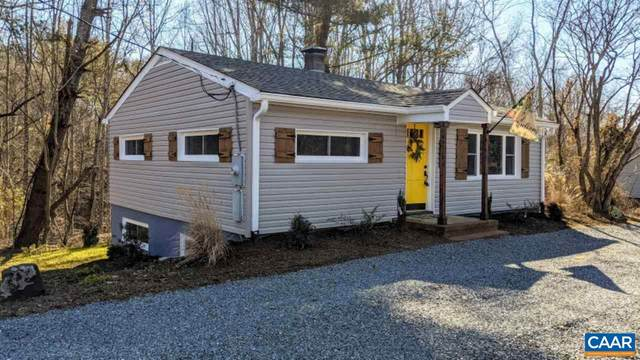 2735 Proffit Rd, CHARLOTTESVILLE, VA 22911 (MLS #612851) :: Jamie White Real Estate