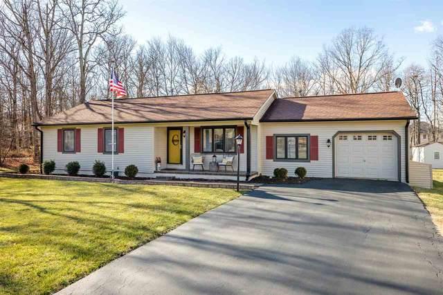 199 Forest Springs Dr, Stuarts Draft, VA 24477 (MLS #612861) :: Real Estate III