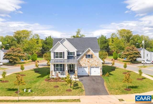 208C Delphi Ln, CHARLOTTESVILLE, VA 22911 (MLS #612890) :: Real Estate III