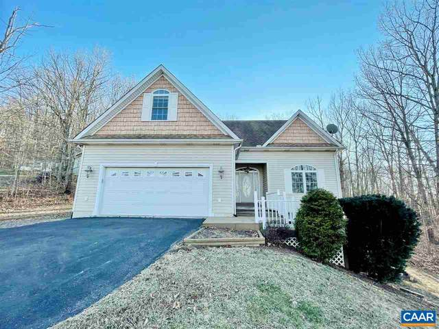 245 Beagle Gap Run, WAYNESBORO, VA 22980 (MLS #612905) :: Jamie White Real Estate