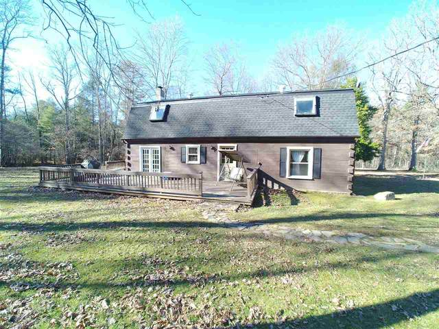 3361 Lower Fork Rd, WILLIAMSVILLE, VA 24487 (MLS #612912) :: Jamie White Real Estate