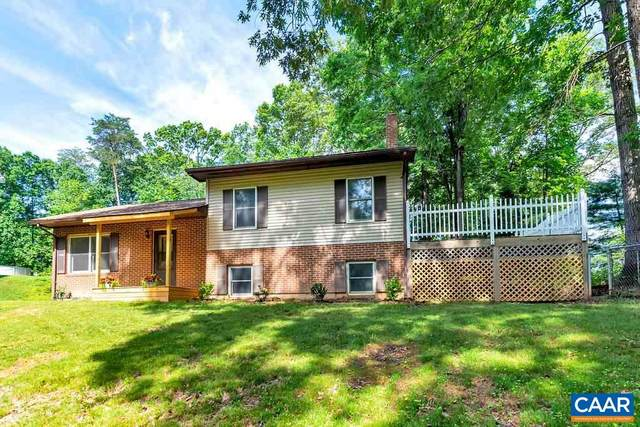 242 Westwood Rd, STANARDSVILLE, VA 22973 (MLS #612917) :: Real Estate III