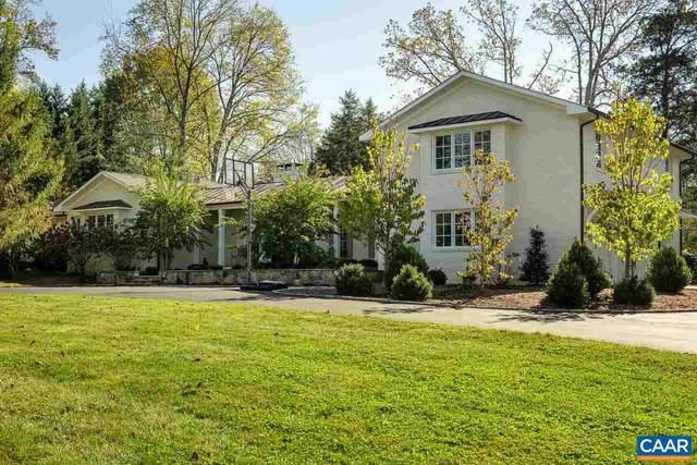 11 Orchard Rd, CHARLOTTESVILLE, VA 22903 (MLS #612918) :: Real Estate III