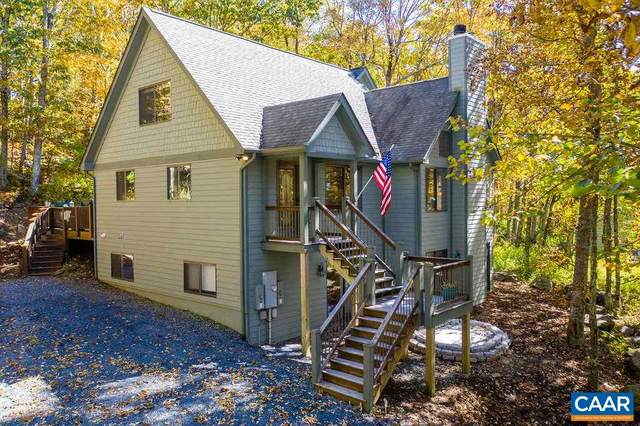 47 Beech Dr, Wintergreen Resort, VA 22967 (MLS #613076) :: Jamie White Real Estate