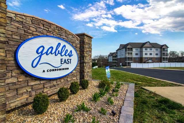 31 Gables East Way #102, Fishersville, VA 22939 (MLS #613131) :: Real Estate III