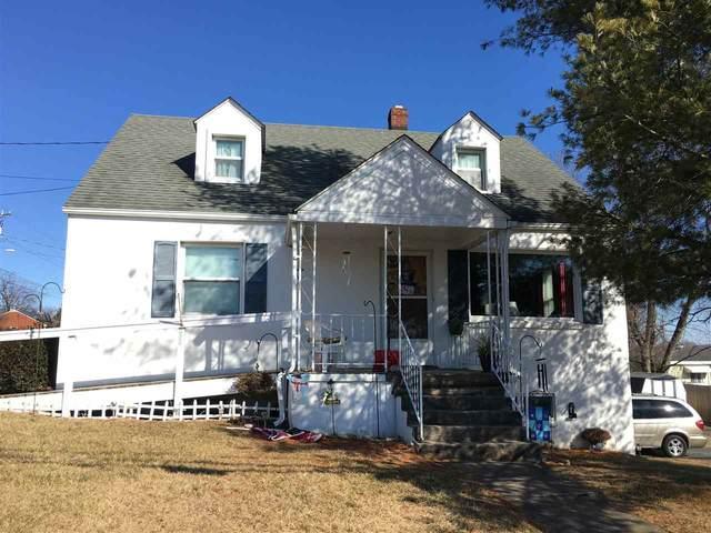 606 W Gay St, HARRISONBURG, VA 22802 (MLS #613152) :: KK Homes
