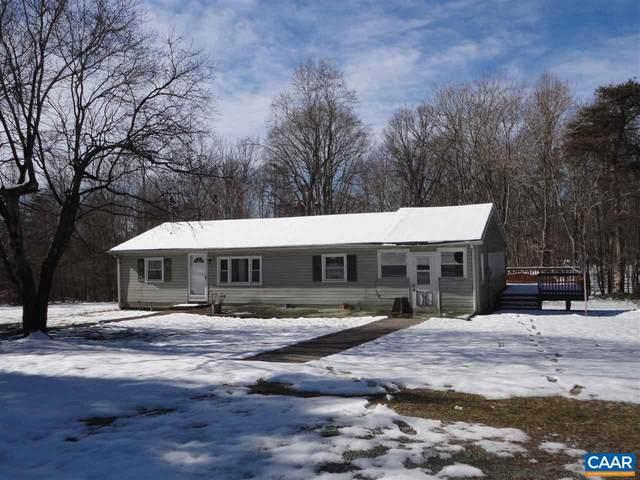 140 Mineral Rd, New Canton, VA 23123 (MLS #613235) :: Real Estate III