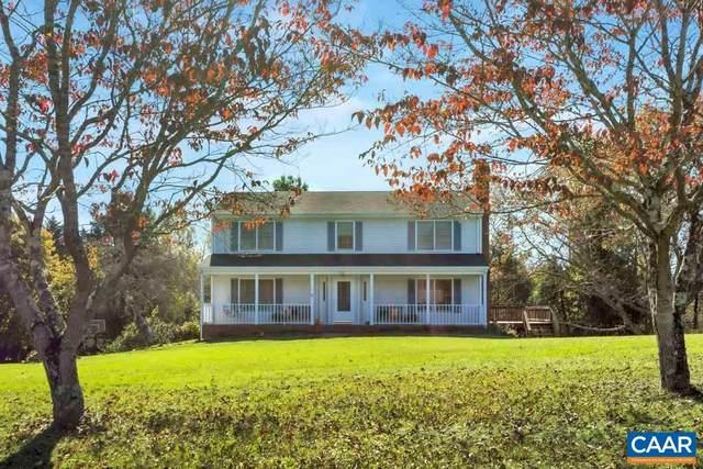 665 Windrift Dr, Earlysville, VA 22936 (MLS #613585) :: KK Homes