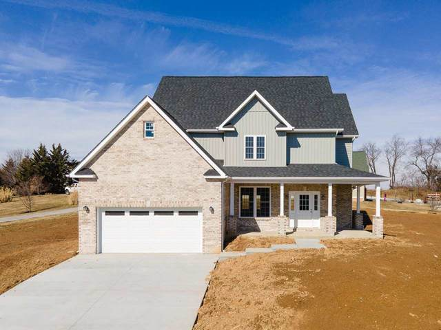 1280 King Edwards Way, HARRISONBURG, VA 22801 (MLS #613789) :: Jamie White Real Estate