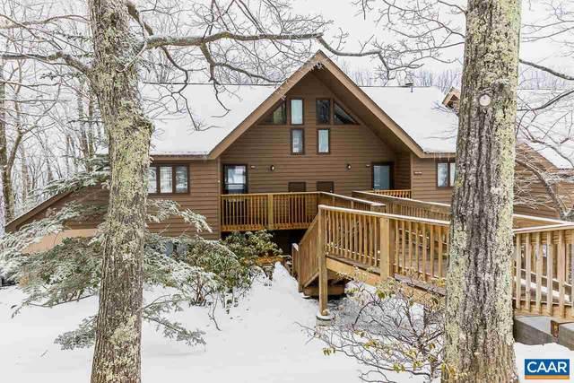 794 Laurelwood Condos, Wintergreen Resort, VA 22967 (MLS #613798) :: Jamie White Real Estate