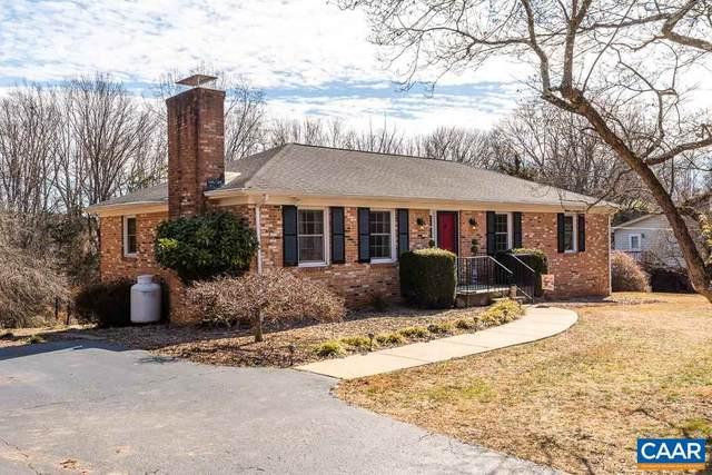 2422 Huntington Rd, CHARLOTTESVILLE, VA 22901 (MLS #613849) :: KK Homes