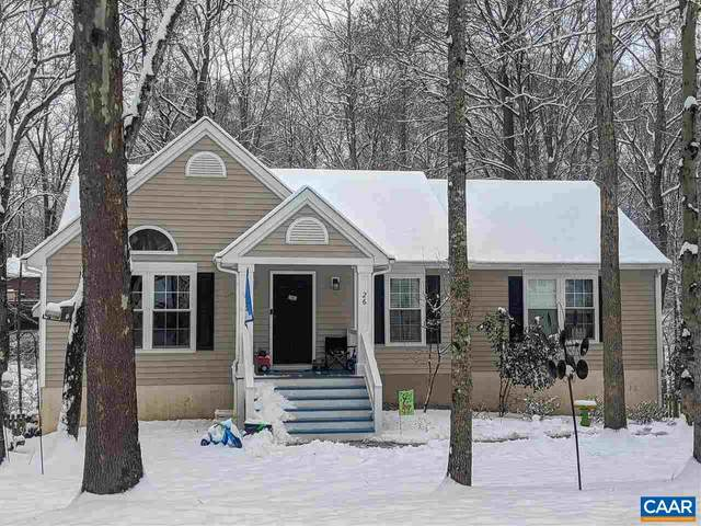 26 Wildwood Dr, Palmyra, VA 22963 (MLS #613866) :: Jamie White Real Estate