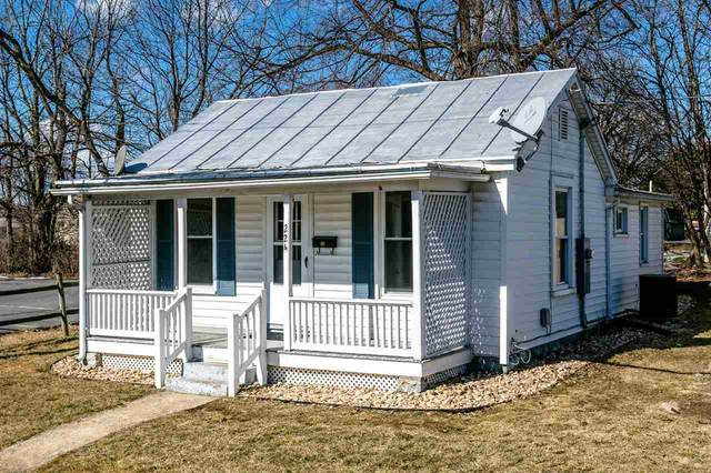 224 E Wolfe St, HARRISONBURG, VA 22802 (MLS #613887) :: Jamie White Real Estate
