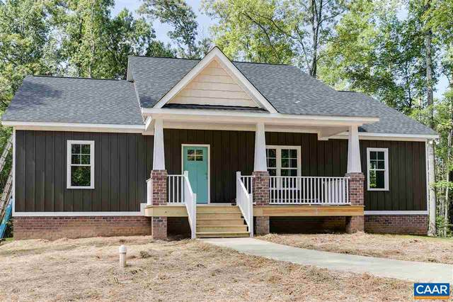 580 Buckner Rd, BUMPASS, VA 23024 (MLS #613896) :: Jamie White Real Estate