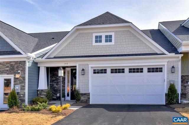 39 Moffat St #39, CHARLOTTESVILLE, VA 22902 (MLS #613918) :: Real Estate III