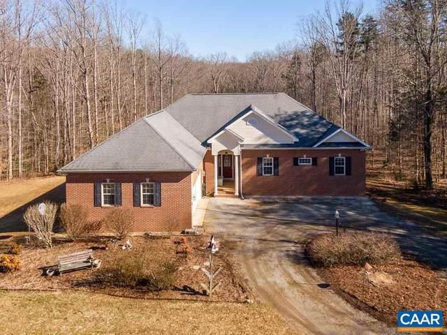 1292 Warbonnet Trl, MINERAL, VA 23117 (MLS #613942) :: Jamie White Real Estate