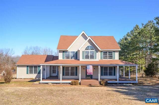 1279 Jones Ovlk, HOWARDSVILLE, VA 24562 (MLS #613946) :: Real Estate III