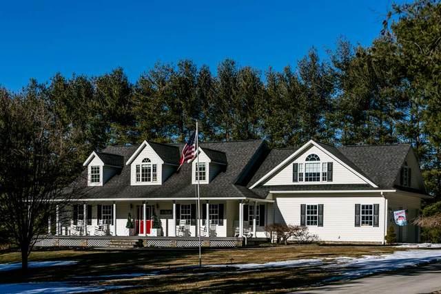 226 Heather Dr, Stanley, VA 22851 (MLS #613960) :: Real Estate III