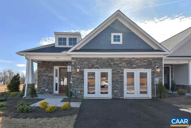 101 Dunwood Dr #101, Crozet, VA 22932 (MLS #613985) :: Real Estate III