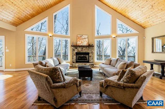 182 Timber Ridge Ln, Wintergreen Resort, VA 22967 (MLS #613998) :: Jamie White Real Estate