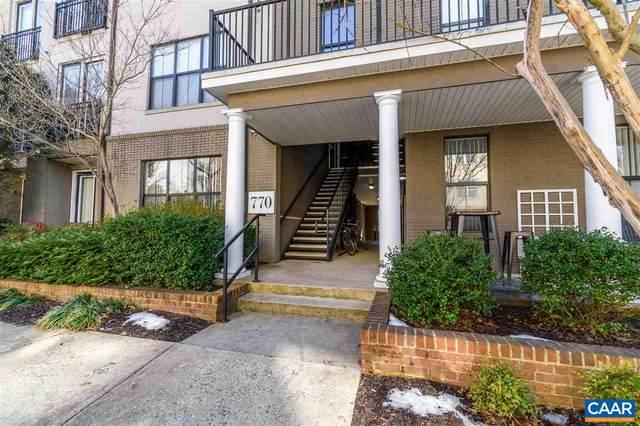 770 Walker Sq 4B, CHARLOTTESVILLE, VA 22903 (MLS #614027) :: Real Estate III